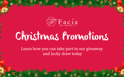 Sure-Win Lucky Dip With $6,000 Worth Of Prizes To Be Won! Christmas Promotion At Facia Ginza!