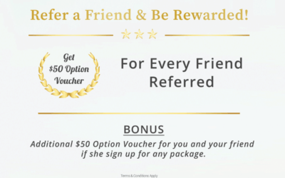 Launch of Friend Referral Program and more!