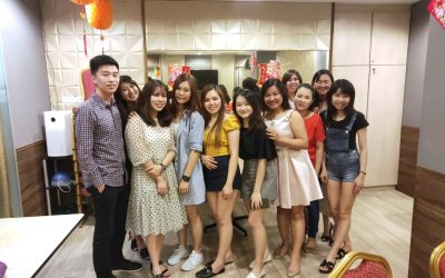 Facia Ginza Singapore: 2020 CNY Reunion Dinner