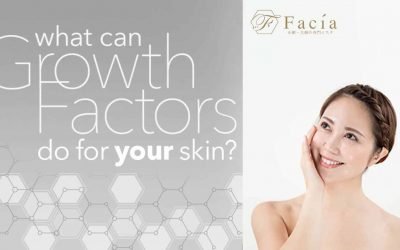 What can Growth Factors (GF) do for your skin?